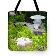 The Welcoming Garden Tote Bag
