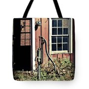 The Well Has Run Dry Tote Bag