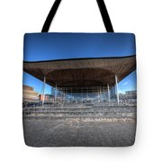The Welsh Assembly Building 2 Tote Bag