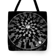 The Wheel That Ferris Built Tote Bag