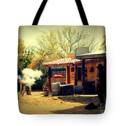 The Wild Wild West  Tote Bag