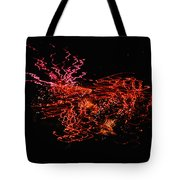 The Will O The Wisps Tote Bag