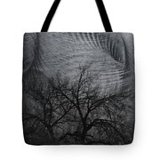 The Wind And Its Cuts Tote Bag