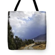 The Wind Journey Palm Springs Tote Bag
