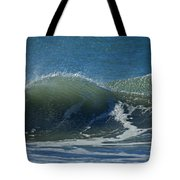 The Windblown Wave Tote Bag