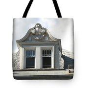 The Window Quebec City Tote Bag