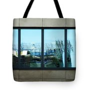 The Window To An Ever Changing World  Tote Bag