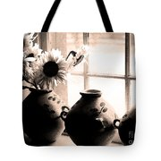 The Window Vases Tote Bag