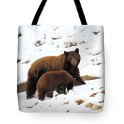 The Winter Guide Tote Bag
