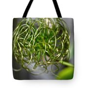 The World Of Clematis  Tote Bag