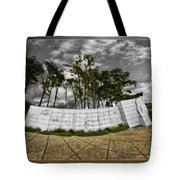 The World War Two Monorail Tote Bag
