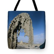 The Worlds Only Active Natrocarbonatite Tote Bag