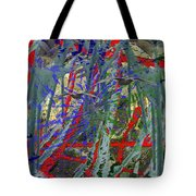 The Writing On The Wall 21 Tote Bag