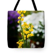 The Yellow Delight Tote Bag