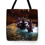 The Youth Fountain Tote Bag