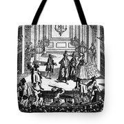 Theater: Covent Garden Tote Bag