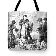 Theater: False Shame, 1872 Tote Bag