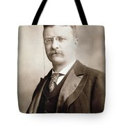 Thedore Roosevelt Tote Bag by Granger