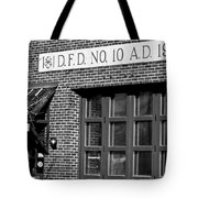 Then And Now Tote Bag