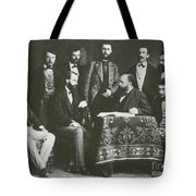 Theodor Billroth And Assistants Tote Bag