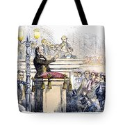 Theodore Parker (1810-1860) Tote Bag by Granger