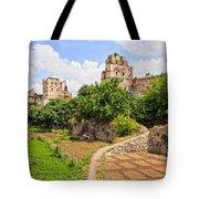 Theodosius Walls In Istanbul Tote Bag