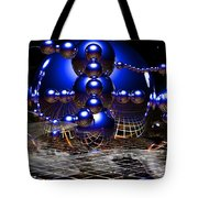 Theory Of Relativity Tote Bag