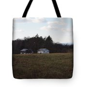These Old Barns Tote Bag