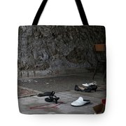 They Danced Here Tote Bag