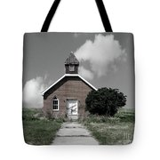 They Gathered Here Once Tote Bag