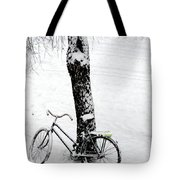 They Left Me Here Alone Tote Bag