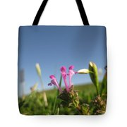 They Might Be Flowers Tote Bag