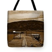 They Were Here Tote Bag