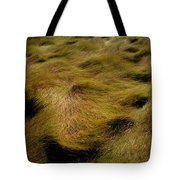 Thick Grasses Blow In The Wind And Form Tote Bag