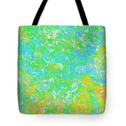 Thick Paint II Tote Bag