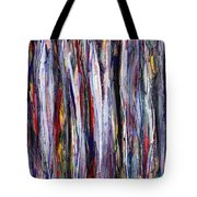 Thicket In Ice Tote Bag