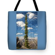 Thin Air Tote Bag