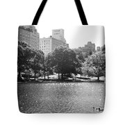Things On The Water Tote Bag