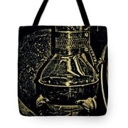 Thinking Of Rembrant Tote Bag