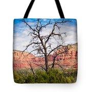 Thirsty Tree Of Sedona Tote Bag