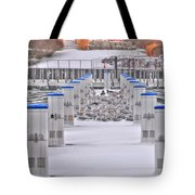 This Cold's For The Birds Tote Bag