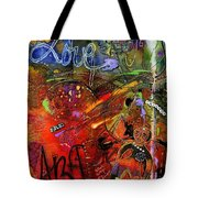 This Doll Loves Art Tote Bag
