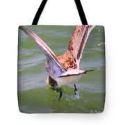 This Is How You Catch Them Tote Bag