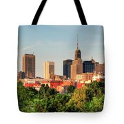 This Is My Town - Buffalo Tote Bag