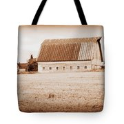 This Old Farm II Tote Bag