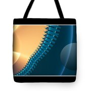 This Side Of The Moon Tote Bag