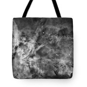 This View Of The Carina Nebula Tote Bag