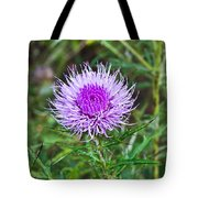 Thistle Dew 1 Tote Bag