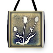 Thistles Grouping Tote Bag