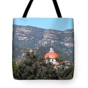Thomas Aquinas Chapel Tote Bag